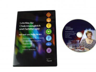 DVD zur Zellprogrammierung - Lehrfilm für Chakrenausgleich und Farbtherapie-0