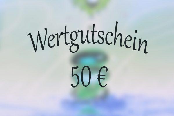 Wertgutschein 50 Euro-0