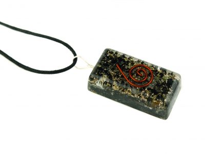 Orgonit Schutz Amulett - Turmalin-0