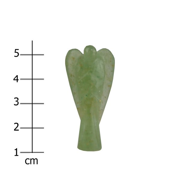 Engel grüner Jade -1092